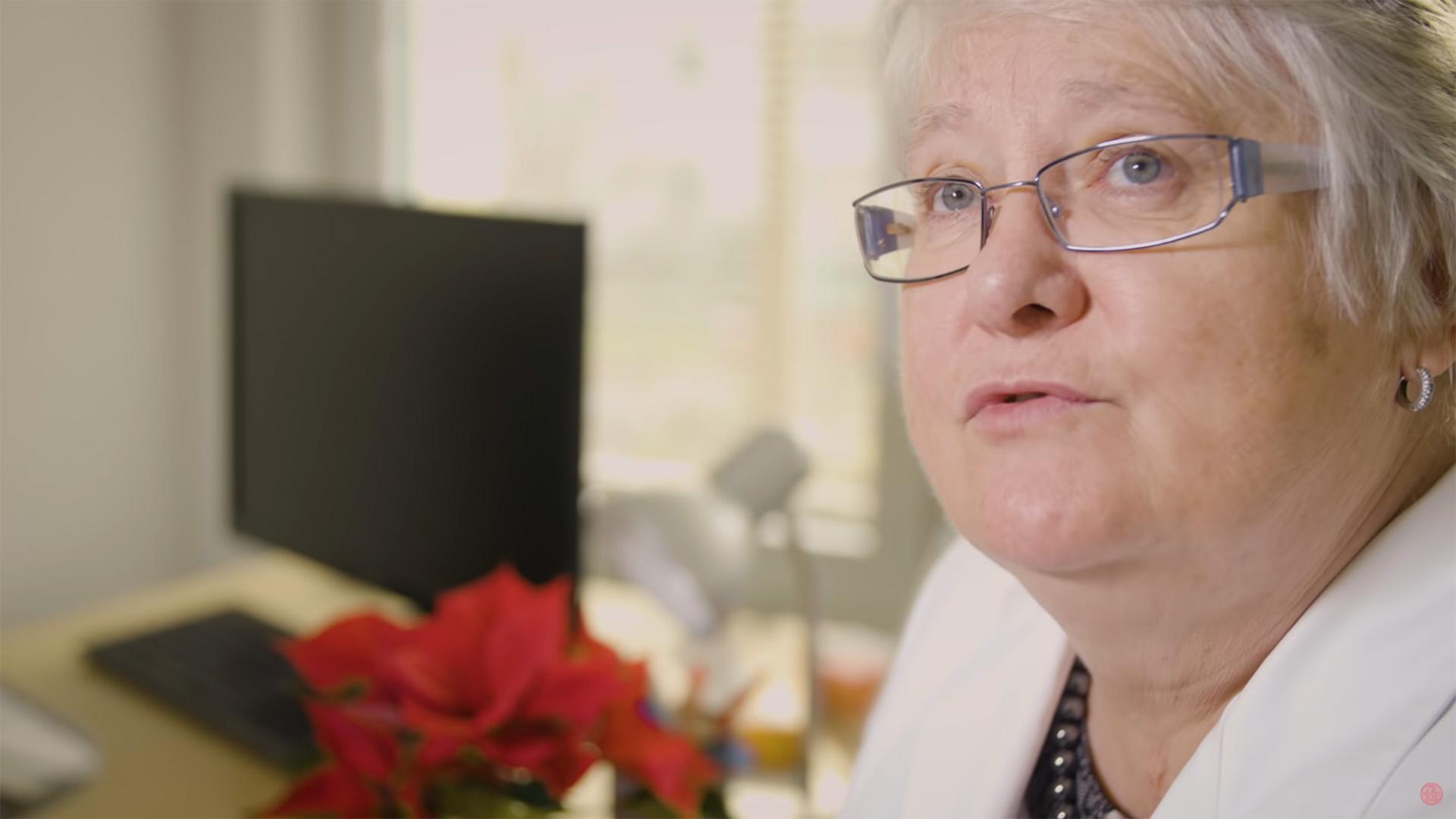 Science at the Charles University / Věda na UK – Iva Holmerová